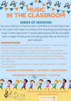 Music in the Classroom - Listening & Responding