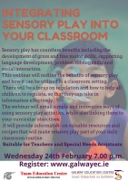 Integrating Sensory Play into Your Classroom