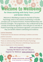 Welcome to Wellbeing