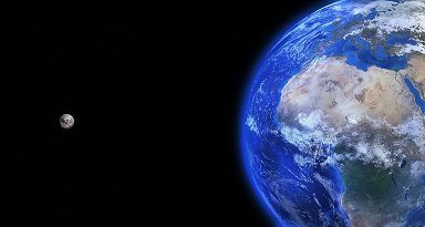 essay on earth for class 5